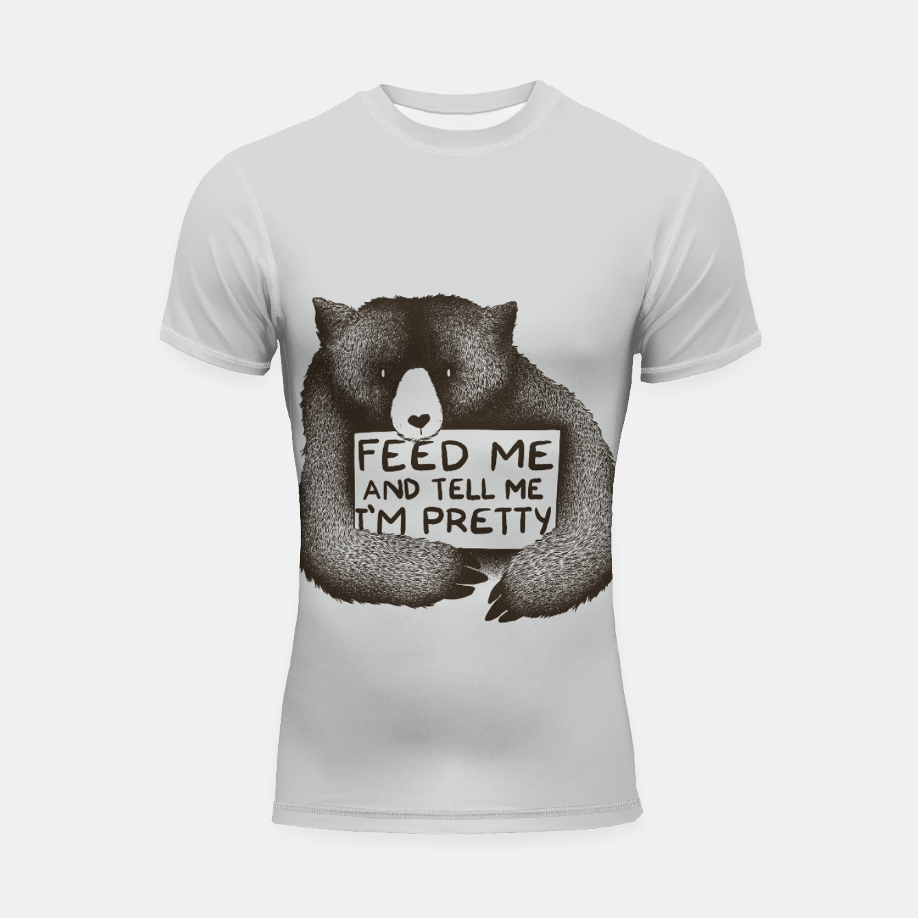 Feed me and tell me im pretty shirt instagram