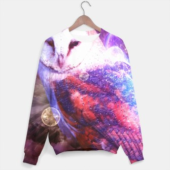 Thumbnail image of Owl Sweater, Live Heroes