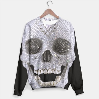 Diamond Skull sweater obraz miniatury