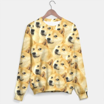 Thumbnail image of Doge sweater, Live Heroes