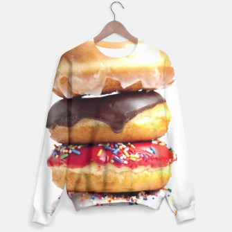 Thumbnail image of Donuts sweater, Live Heroes