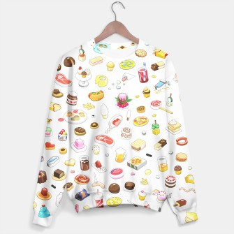 Thumbnail image of Sweets sweater, Live Heroes