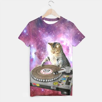 Thumbnail image of Hey DJ t-shirt, Live Heroes