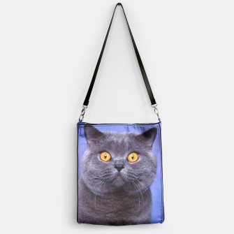 Miniature de image de British Cat handbag, Live Heroes