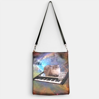 Miniature de image de Space Cat handbag, Live Heroes