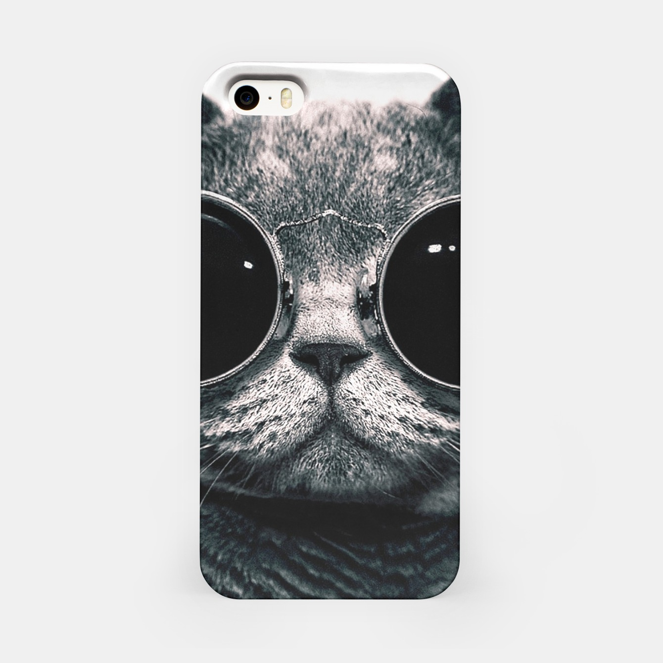 Image of Leon Cat iPhone Case - Live Heroes
