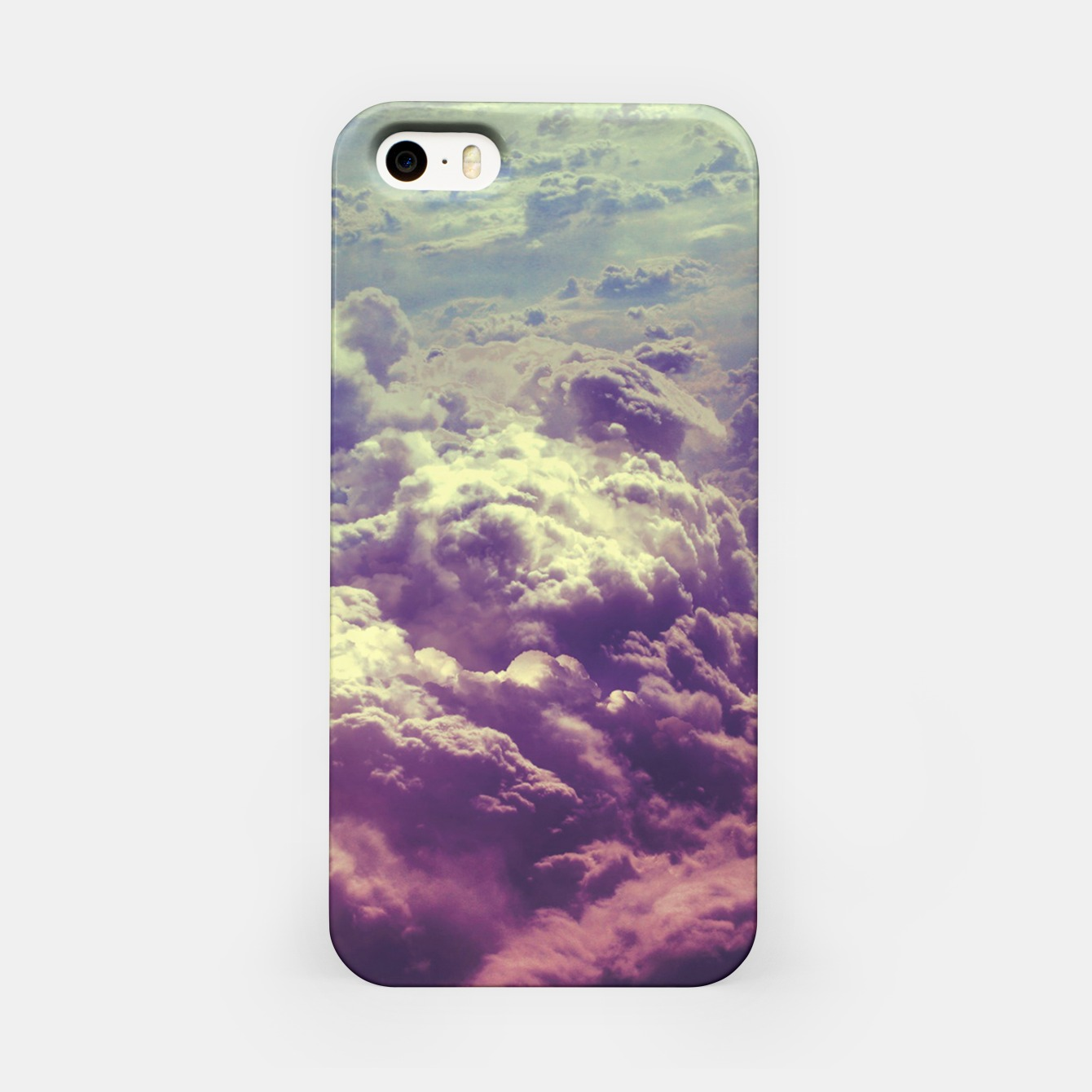 Image of Clouds iPhone Case - Live Heroes