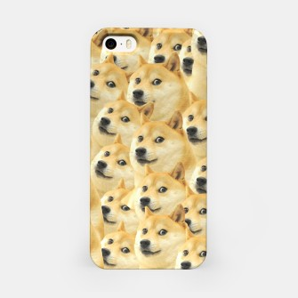 Miniatur Doge iPhone Case, Live Heroes