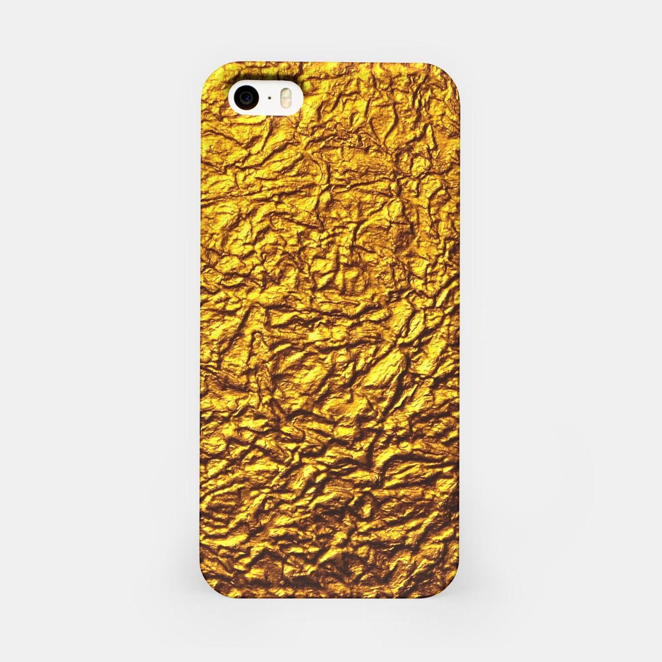 Image of Gold iPhone Case - Live Heroes