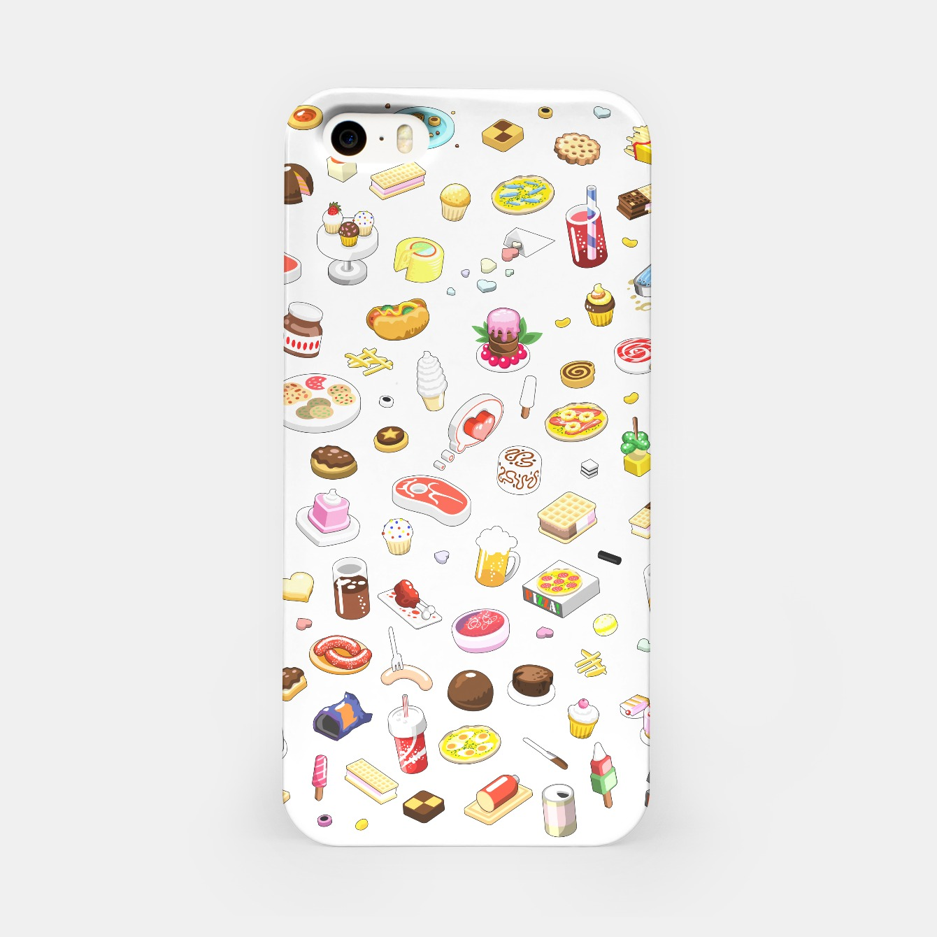 Image of Sweets iPhone Case - Live Heroes