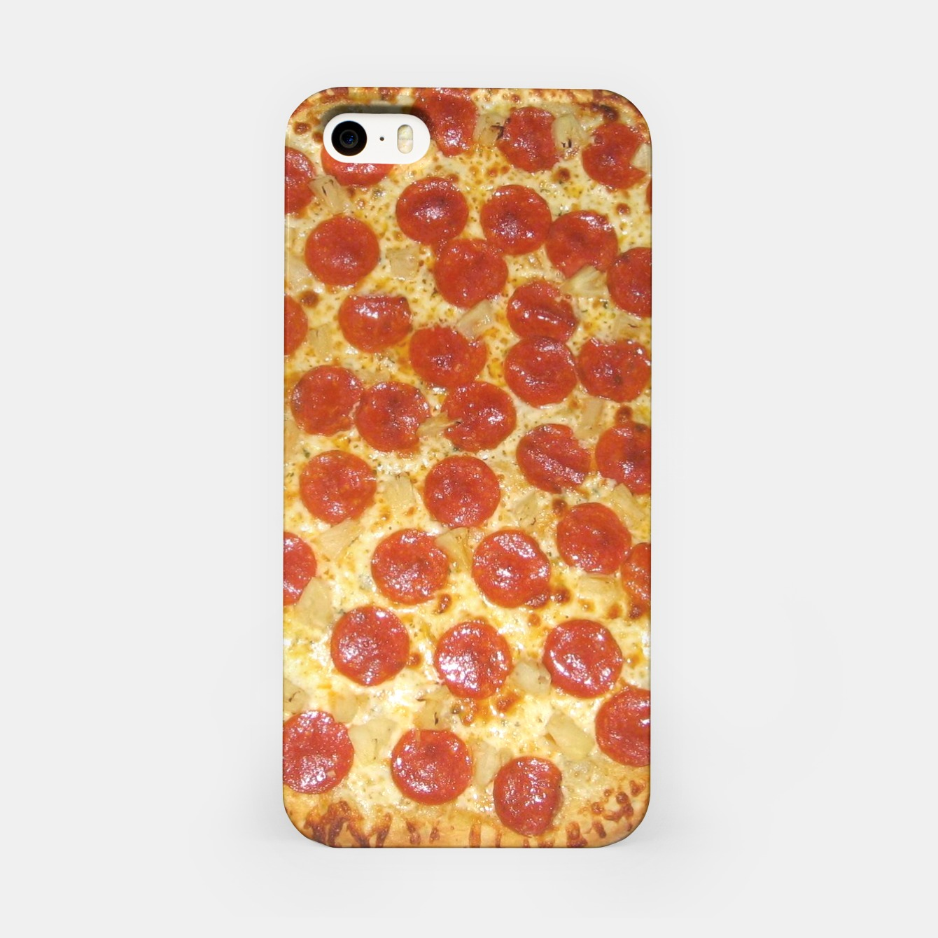 Image of Pizza iPhone Case - Live Heroes