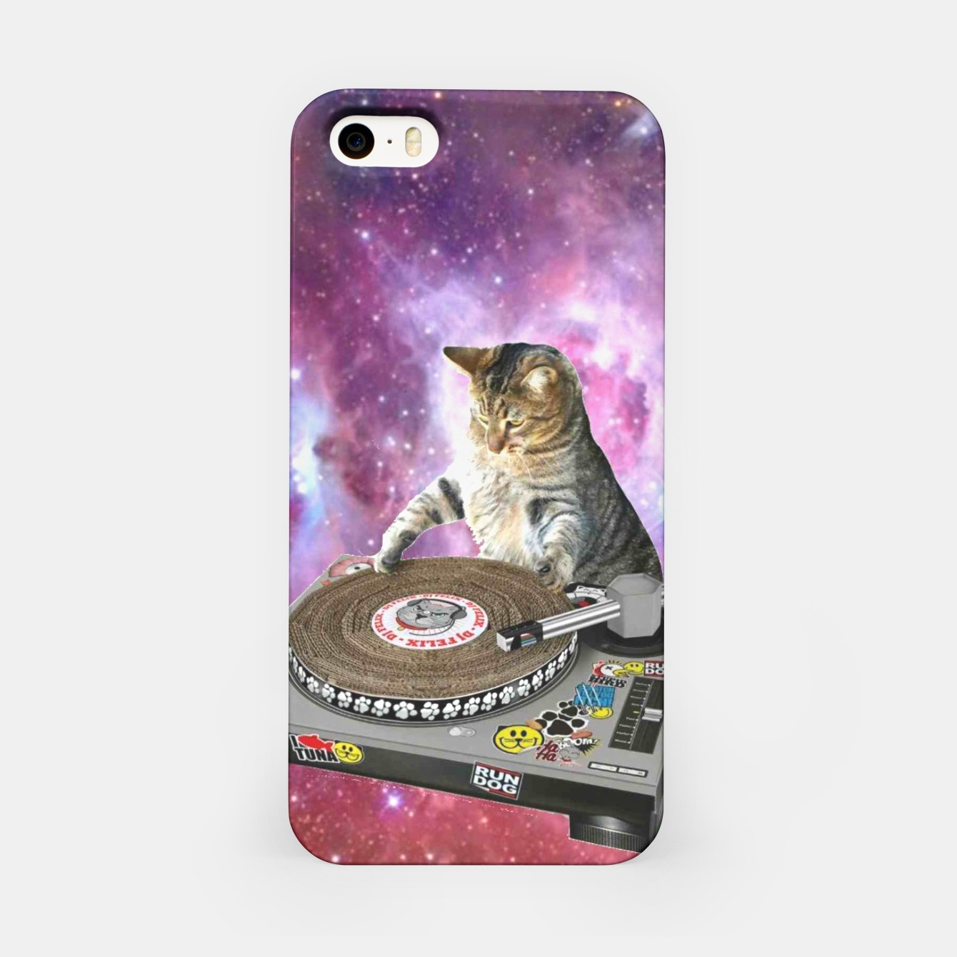 Image of Hey DJ iPhone Case - Live Heroes