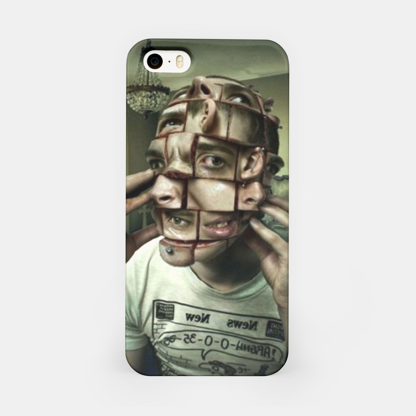 Image of Wicker Man iPhone Case - Live Heroes