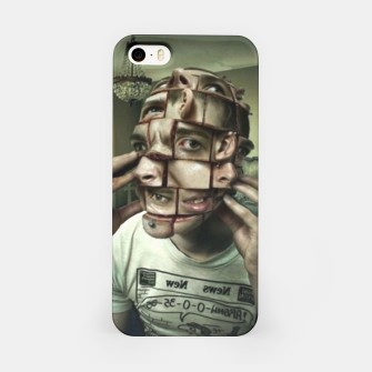 Wicker Man iPhone Case thumbnail image