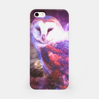 Miniatur Owl iPhone Case, Live Heroes