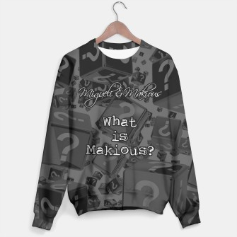 Miniatur What Is Makious? Sweater, Live Heroes
