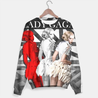 Thumbnail image of ARTPOP (3 Dimensions) Sweater, Live Heroes