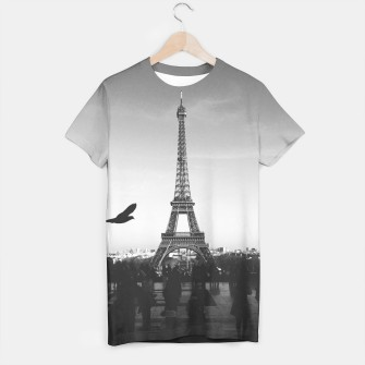 Thumbnail image of Paris T-Shirt, Live Heroes