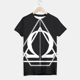 Thumbnail image of OHMA tee, Live Heroes