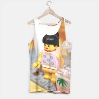 Thumbnail image of Lego summer tank top, Live Heroes