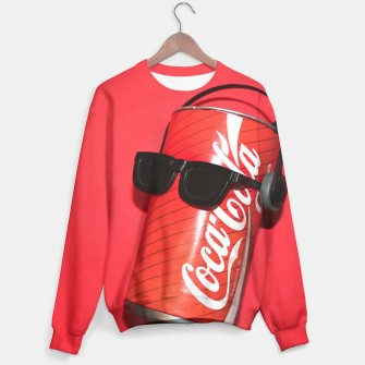 Thumbnail image of Cool Coca Sweater, Live Heroes