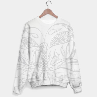 Thumbnail image of Bird tattoo design pullover , Live Heroes