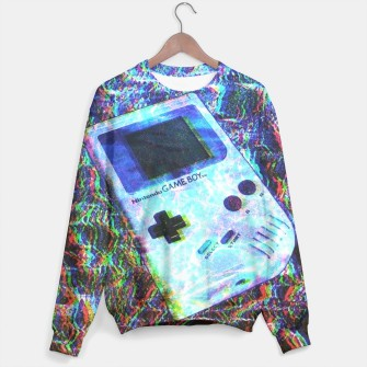 Thumbnail image of GAMEBOY 3D sweater, Live Heroes