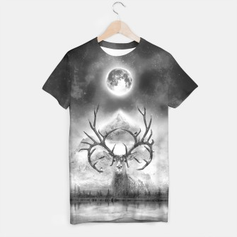 Miniatur Tree Deer Signature T-Shirt, Live Heroes