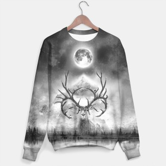 Miniatur Tree Deer Signature Sweater, Live Heroes