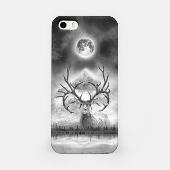 Miniatur Tree Deer Signature iPhone Case, Live Heroes