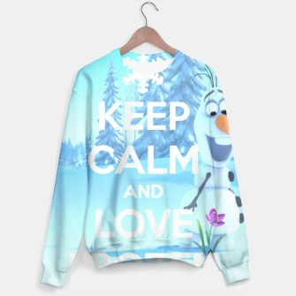 Thumbnail image of keep calm and love frozen, Live Heroes