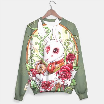 Thumbnail image of Rabbit Hole Sweater, Live Heroes