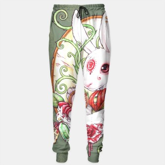 Thumbnail image of RABBIT HOLE sweatpants, Live Heroes