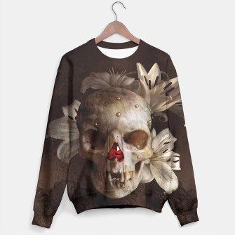 Thumbnail image of Skull sweater, Live Heroes