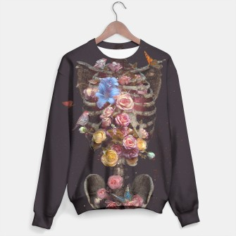 Miniatur Floral Soul sweater, Live Heroes