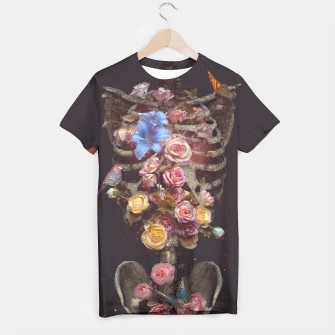 Thumbnail image of Floral Soul shirt, Live Heroes