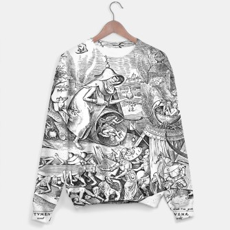 Thumbnail image of Bruegel The Seven Deadly Sins: Ira, Live Heroes