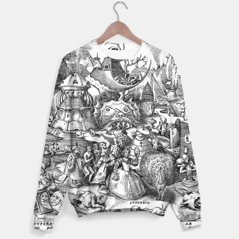 Thumbnail image of Bruegel The Seven Deadly Sins: Superbia, Live Heroes