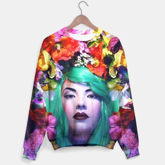 Thumbnail image of Spring Goddess Sweater, Live Heroes