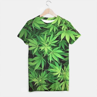 Thumbnail image of weed t-shirt , Live Heroes