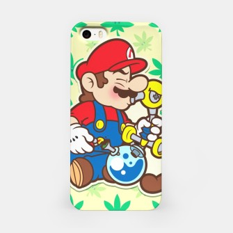 Thumbnail image of super mario weed iphone case, Live Heroes