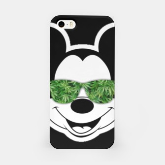 Thumbnail image of mikey weed mouse iphone case, Live Heroes