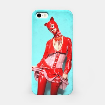 Thumbnail image of Kitty Vampira iPhone Case, Live Heroes