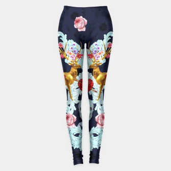 Miniatur Deer heart leggings, Live Heroes