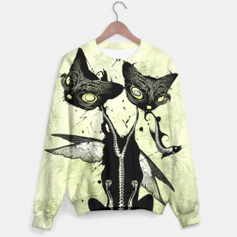 Thumbnail image of Siamese sweater, Live Heroes