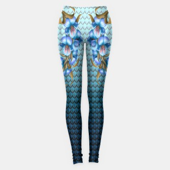Miniaturka Mermaid leggins, Live Heroes
