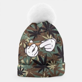 Thumbnail image of Weed Beanie, Live Heroes