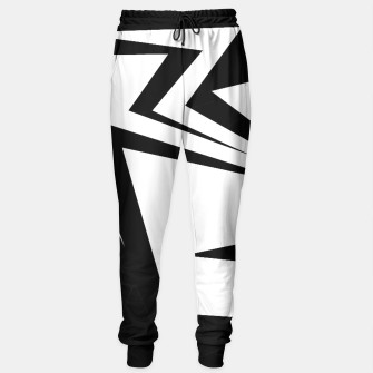 "Thumbnail image of ""Maze"" Sweat Pants, Live Heroes"