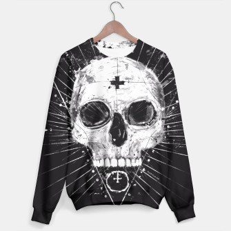 Thumbnail image of Skull ::: Sweater, Live Heroes
