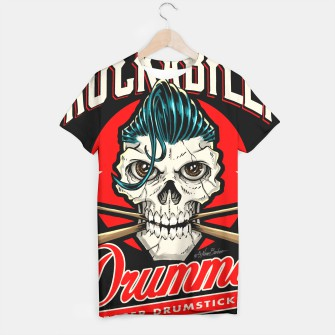 Thumbnail image of Rockabilly Drummer, Live Heroes